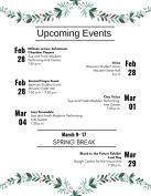 Updated calendar option 2
